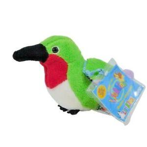 "Ganz Webkinz Lil Kinz Hummingbird 4"" Plush Stuffed Animal Toy HS502 Sealed Code"