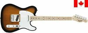 Fender Squier® Affinity Telecaster® Electric Guitar, 2 Tone Sunburst