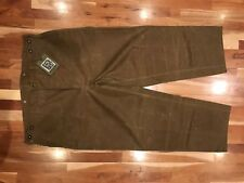 NEW FILSON DOUBLE HUNTING PANT Shelter Tin Cloth $215 Sizes 29 30 31 32 33 34