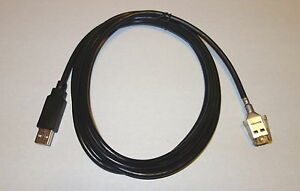 SDL to USB - SOARER'S CONVERTER - Clicky Keyboard Cable 6ft IBM Lexmark Model M