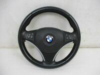 Lenkrad Leder sport Multifunktion 3 Speichen BMW 3 TOURING (E91) 325D