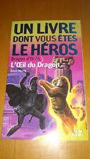 LDVELH - Dave Morris - Dragon d'Or N°6 : L'œil du dragon (2001)