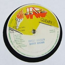 """Barry Brown """"Give Another Israel A Try"""" Reggae 12"""" Jah Guidance mp3"""