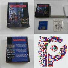 Bytes mágico mundo cibernético un juego para Commodore Amiga Computer probado y en funcionamiento