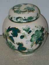 Unboxed Green Decorative Masons Pottery