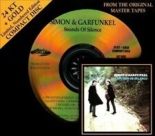 SEALED AUDIO FIDELITY GOLD CD SIMON & GARFUNKEL SOUNDS OF SILENCE # 0171
