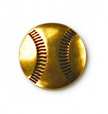 Pin - Qhg1 Gold Baseball Lapel