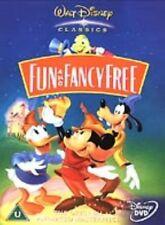Fun And Fancy Free DVD Walt Disney 1948 R4 New & Sealed