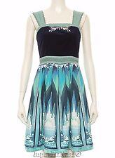 New Japan Secret Honey Disney LE Frozen Blue Allendale Winter Tapestry Dress