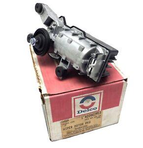 22062913 Windshield Wiper Motor Skyhawk Cavalier Astro Sonoma Firenza Fiero S10