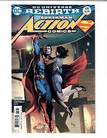 SUPERMAN ACTION COMICS DC REBIRTH #978 JUL 2017 DC COMIC.#105155D*4