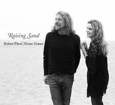Raising Sand by Alison Krauss/Robert Plant (Vinyl, Oct-2007, Rounder)