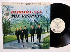 the REGENTS Barbara-Ann LP doowop REISSUE Stereo VG++ vinyl   Lc247