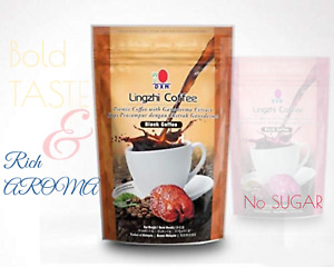 DXN 💯Lingzhi Black Coffee with Ganoderma ORI (20sac x4.5gram) - NO SUGAR,HALAL