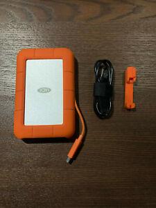 Lacie Rugged 2TB USB 3.0 + Thunderbolt