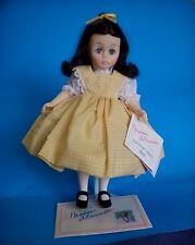 """Vintage Madame Alexander Little Women BETH 12"""" DOLL Sears Exclusive 1989 w/Tag"""