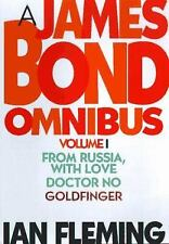 A James Bond Omnibus : From Russia with Love; Dr. No; and Goldfinger  (NoDust)