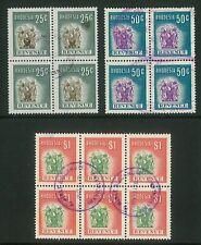 RHODESIA - 1970 Arms Revenues (blocks) (ME589)*