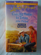 Coming Home to Texas by Allie Pleiter (2016, Love Inspired, Paperback) Like NEW
