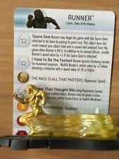 Heroclix Marvel Infinity Guante Runner 004 le Sr Super Raro