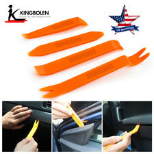 4PCS Car Removal Open Tools Door Clip Kit Panel Radio Trim Dash Audio Installer