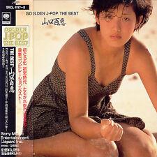 MOMOE YAMAGUCHI - GOLDEN J-POP: BEST NEW CD