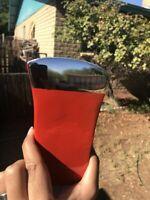 Chevy Orange Vintage unbranded Axe head 2.12lbs boys axe mirror shine