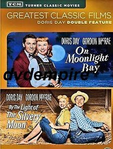 On Moonlight Bay & By The Light Of The Silvery Moon DVD Doris Day Brand New