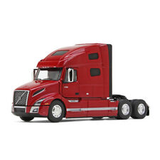 VOLVO VNL 760 SLEEPER CAB RED METALLIC 1/50 DIECAST MODEL FIRST GEAR 50-3371