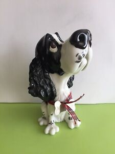 Springer Spaniel Dog Figure,Dog Ornament,Little Paws,Arora,Millie