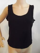 MONROE & MAIN Small POLYESTER SPANDEX SLEEVELESS TANK