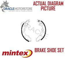 NEW MINTEX REAR BRAKE SHOE SET BRAKING SHOES GENUINE OE QUALITY MFR633