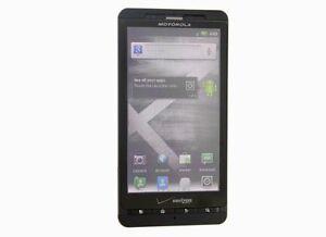 Motorola Droid X MB810 - Black (Verizon) phone Must Read