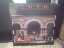 """RUSH """"Moving Pictures"""" US Pressing Vinyl Record /w sleeve/ EX+/NM"""