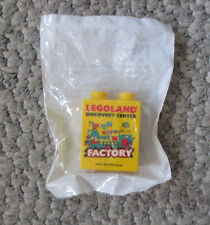 NEW Legoland Discovery Center Duplo Piece NIP 2014 The Lego Group Yellow factory