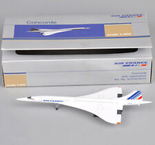 1/400 Concorde Plane Air France 1976-2003 Aircraft Airlines Vehicle Toys Gifts