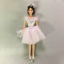 Barbie Swan Lake ballet brunette doll
