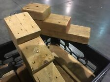 Milk Crate Of (14) Step Blocks For Camera Dolly Grip Track American Matthews