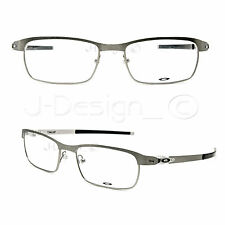 Oakley TINCUP OX3184-0452 Powder Steel 52/17/135 Eyeglasses Rx - New Authentic