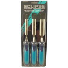 Spear & Jackson Eclipse BEWC3BCE Wood Chisel Set 3 Piece 13mm 19mm & 25mm