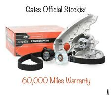 Gates Timing Belt Kit Inc Water Pump Iveco Daily 2.3 Diesel Fiat Ducato 2.3 D