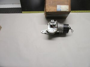1960 1961 FORD GALAXIE CUSTOM FULL-SIZE AND EDSEL WIPER MOTOR ELECTRIC NOS !!