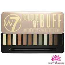PALETTE  FARDS OMBRES A PAUPIÈRES W7 COLOUR ME BUFF NATURAL NUDES  MAQUILLAGE