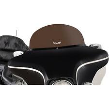 "Harley Windschutzscheibe Wind Shield 10"" E Street Glide dark smoke Slipstreamer"