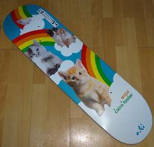 """ENJOI - Skateboard Deck - Kitten Dreams - Cairo Foster - 8.125"""" wide Cat Series"""