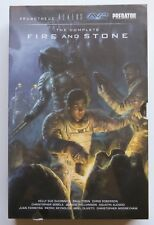The Complete Fire and Stone Prometheus Aliens Alien Vs. Predator NEW Box Set