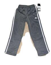 Adidas Track  Pants Preschool  Boys Size 6 Dark Grey