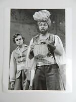 Foto Original Con Paño Ron Scherl Curran Teatro Opera San Francisco 1975