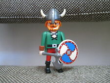 Playmobil - Special 4540 - Vikingos - Guerrero Escudo Hacha Casco - (COMPLETO)