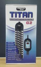 Aqua Zonic G2 Titan Heavy Duty Aquarium Heater 1000W Fresh Salt Water Fish Tank
